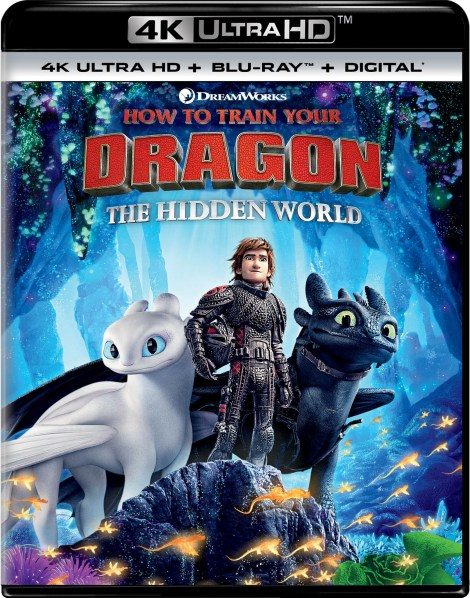 =New Digital Release Date= 'How To Train Your Dragon: The Hidden World'; Arrives On Digital April 30 & On 4K Ultra HD, Blu-ray & DVD May 21, 2019 From Dreamworks & Universal 6