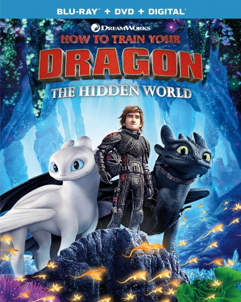 =New Digital Release Date= 'How To Train Your Dragon: The Hidden World'; Arrives On Digital April 30 & On 4K Ultra HD, Blu-ray & DVD May 21, 2019 From Dreamworks & Universal 9