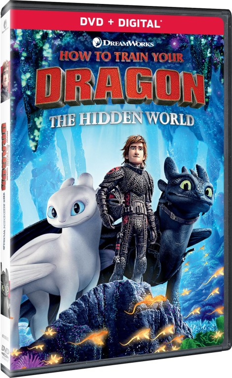 =New Digital Release Date= 'How To Train Your Dragon: The Hidden World'; Arrives On Digital April 30 & On 4K Ultra HD, Blu-ray & DVD May 21, 2019 From Dreamworks & Universal 11