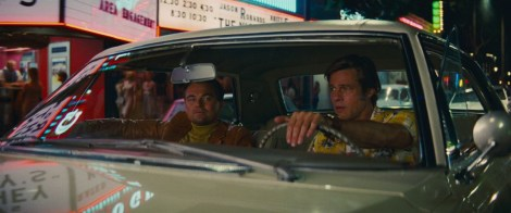 The Official Teaser Trailer & 2 Character Posters For Quentin Tarantino's 'Once Upon A Time In Hollywood' Are Here! 1