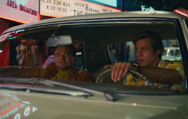 The Official Teaser Trailer & 2 Character Posters For Quentin Tarantino's 'Once Upon A Time In Hollywood' Are Here! 16