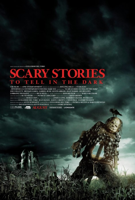 The Official Teaser Trailer & 2 New Posters For 'Scary Stories To Tell In The Dark' Bring The Creepy Fun 4