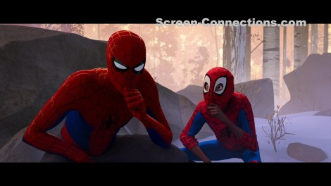 [Blu-Ray Review] 'Spider-Man: Into The Spider-Verse': Available On 4K Ultra HD, Blu-ray & DVD March 19, 2019 From Sony Pictures 3