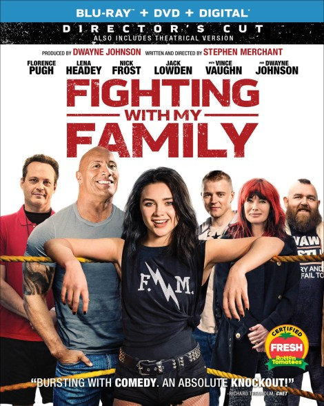 'Fighting With My Family'; Arrives On Digital April 30 & On Blu-ray & DVD May 14, 2019 From MGM & Universal 7