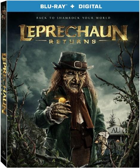 'Leprechaun Returns'; Arrives On Blu-ray & DVD June 11, 2019 From Lionsgate 4