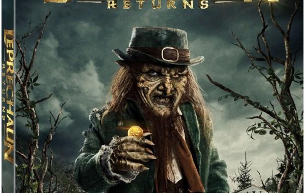 'Leprechaun Returns'; Arrives On Blu-ray & DVD June 11, 2019 From Lionsgate 1