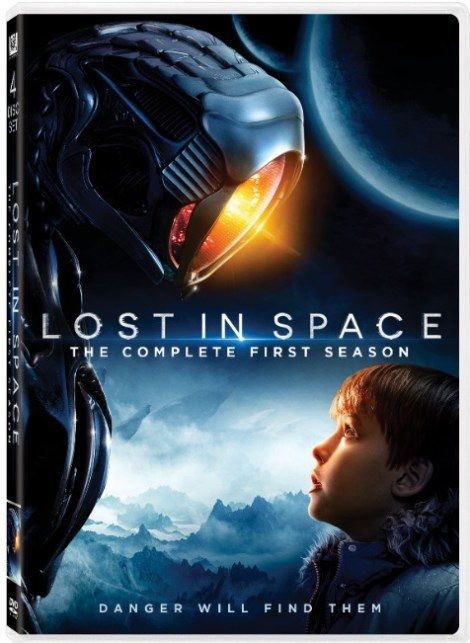 'Lost In Space: The Complete First Season'; The New Series Arrives On Blu-ray & DVD June 4, 2019 From Fox Home Ent. 3