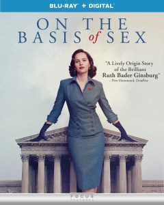[Blu-Ray Review] 'On The Basis Of Sex': Now Available On Blu-ray, DVD & Digital From Universal 1