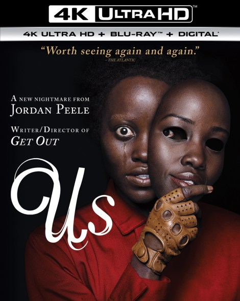 Jordan Peele's 'US'; Arrives On Digital June 4 & On 4K Ultra HD, Blu-ray & DVD June 18, 2019 From Universal 4