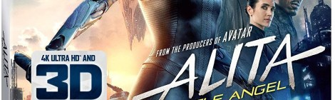 'Alita: Battle Angel'; Arrives On Digital July 9 & On 4K Ultra HD + Blu-ray 3D, Blu-ray & DVD July 23, 2019 From Fox 20