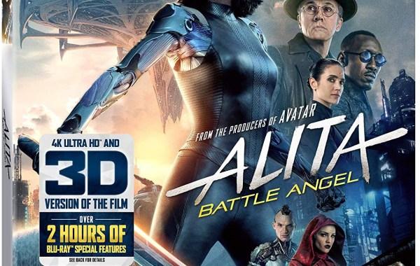 'Alita: Battle Angel'; Arrives On Digital July 9 & On 4K Ultra HD + Blu-ray 3D, Blu-ray & DVD July 23, 2019 From Fox 25