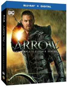 'Arrow: The Complete Seventh Season'; Arrives On Blu-ray & DVD August 20, 2019 From DC & Warner Bros 1