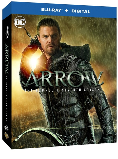 'Arrow: The Complete Seventh Season'; Arrives On Blu-ray & DVD August 20, 2019 From DC & Warner Bros 2