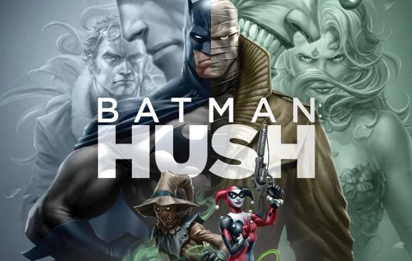 Trailer, Artwork & Release Details For 'Batman: Hush'; Arrives On Digital July 20 & On 4K Ultra HD & Blu-ray August 6, 2019 From DC & Warner Bros 4