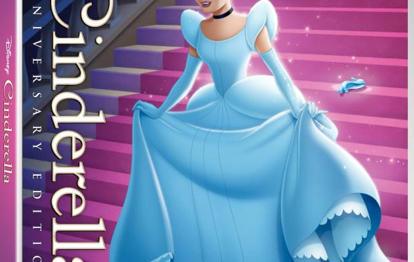 Disney's 'Cinderella' Anniversary Edition; Joining The Walt Disney Signature Collection On Digital June 18 & On Blu-ray June 25, 2019 From Disney 33