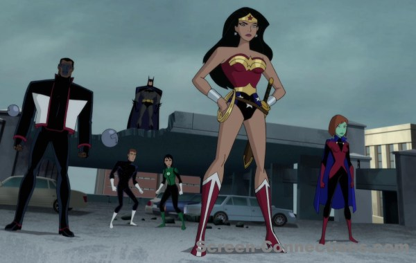 [Blu-Ray Review] 'Justice League Vs. The Fatal Five': Now Available On 4K Ultra HD, Blu-ray, DVD & Digital From DC & Warner Bros 7