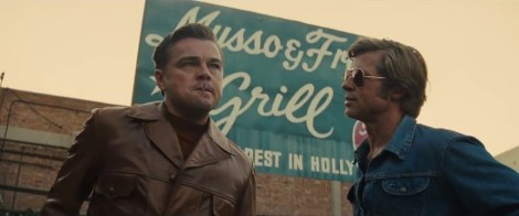 The Official Red Band Trailer For Quentin Tarantino's 'Once Upon A Time In Hollywood' Takes Us Back To Hollywood 1969 1