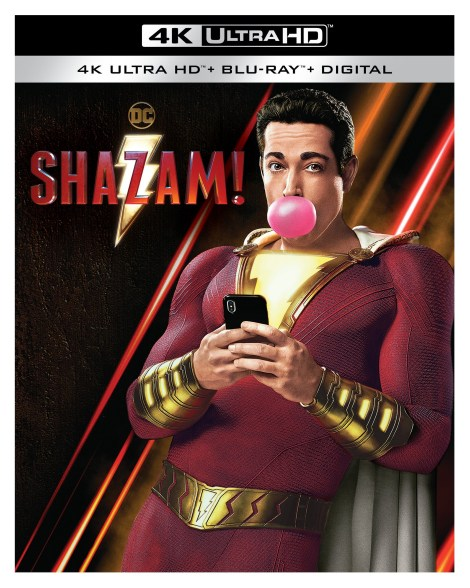 'Shazam!'; Arrives On Digital July 2 & On 4K Ultra HD, Blu-ray & DVD July 16, 2019 From DC & Warner Bros 3
