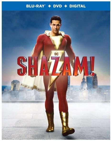 'Shazam!'; Arrives On Digital July 2 & On 4K Ultra HD, Blu-ray & DVD July 16, 2019 From DC & Warner Bros 5