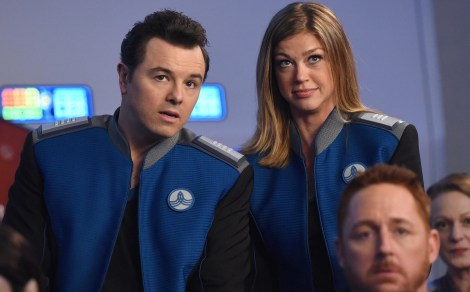 'The Orville' Renewed For Season 3 On Fox & 'Proven Innocent' Canceled 1