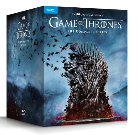 'Game Of Thrones: The Complete Collection' & 'Game Of Thrones: Season 8'; Arriving On Blu-ray & DVD December 3, 2019 From HBO 4