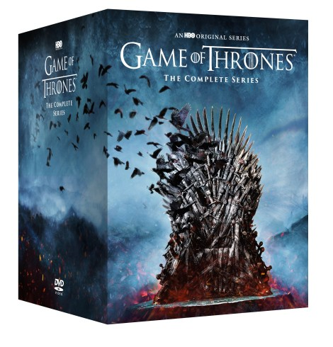 'Game Of Thrones: The Complete Collection' & 'Game Of Thrones: Season 8'; Arriving On Blu-ray & DVD December 3, 2019 From HBO 5