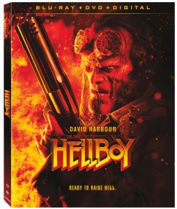 [Blu-Ray Review] 'Hellboy': Available On 4K Ultra HD, Blu-ray & DVD July 23, 2019 From Lionsgate 1