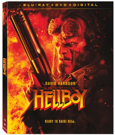 'Hellboy'; The New Film Starring David Harbour Arrives On Digital July 9 & On 4K Ultra HD, Blu-ray & DVD July 23, 2019 From Lionsgate 7
