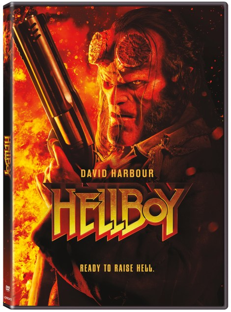 'Hellboy'; The New Film Starring David Harbour Arrives On Digital July 9 & On 4K Ultra HD, Blu-ray & DVD July 23, 2019 From Lionsgate 8