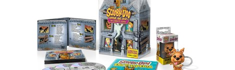 'Scooby-Doo, Where Are You!'; The Complete Series Arrives On Blu-ray For The First Time In 'The Limited Edition 50th Anniversary Mystery Mansion' Set On September 3, 2019 From Warner Bros 10