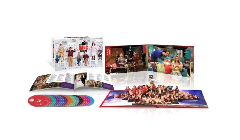 'The Big Bang Theory' - 'The Complete Twelfth & Final Season' & 'The Complete Series'; Arriving On Blu-ray & DVD November 12, 2019 From Warner Bros 1