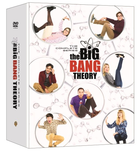 'The Big Bang Theory' - 'The Complete Twelfth & Final Season' & 'The Complete Series'; Arriving On Blu-ray & DVD November 12, 2019 From Warner Bros 9