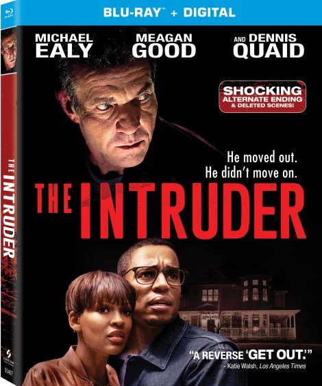 'The Intruder'; The Thriller Arrives On Digital July 16 & On Blu-ray & DVD July 30, 2019 From Sony 5