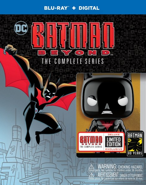 'Batman Beyond: The Complete Series' Makes Its HD Debut!; Arrives On Digital October 15 & On Limited Edition Blu-ray October 29, 2019 From DC & Warner Bros 3