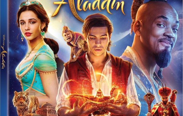 Disney's 'Aladdin'; The New Live-Action Film Arrives On Digital August 27 & On 4K Ultra HD & Blu-ray September 10, 2019 From Disney 7