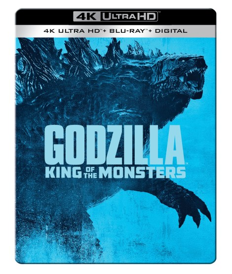'Godzilla: King Of The Monsters'; Arrives On Digital August 13 & On 4K Ultra HD, Blu-ray & DVD August 27, 2019 From Warner Bros 7