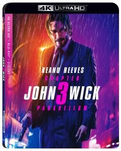 'John Wick: Chapter 3 - Parabellum'; Arrives On Digital August 23 & On 4K Ultra HD, Blu-ray & DVD September 10, 2019 From Lionsgate 10
