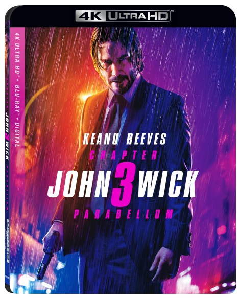 'John Wick: Chapter 3 - Parabellum'; Arrives On Digital August 23 & On 4K Ultra HD, Blu-ray & DVD September 10, 2019 From Lionsgate 14