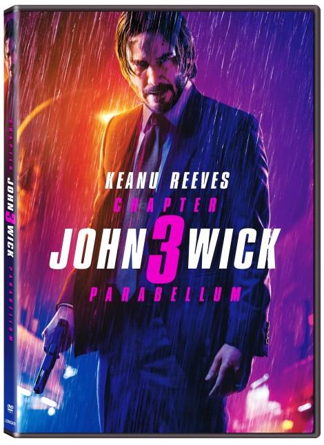 'John Wick: Chapter 3 - Parabellum'; Arrives On Digital August 23 & On 4K Ultra HD, Blu-ray & DVD September 10, 2019 From Lionsgate 16