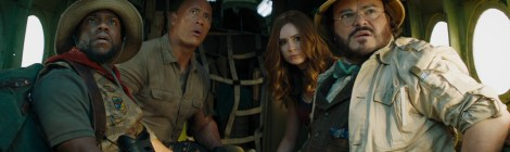 The Whole Gang Is Back In The First Trailer For 'Jumanji: The Next Level' 8