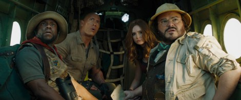 The Whole Gang Is Back In The First Trailer For 'Jumanji: The Next Level' 1