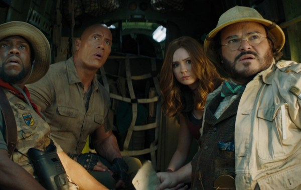 The Whole Gang Is Back In The First Trailer For 'Jumanji: The Next Level' 13