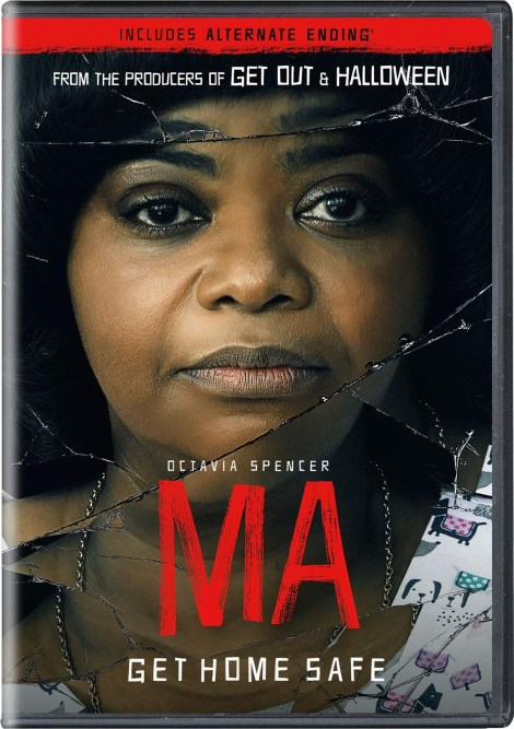 'MA'; The Thriller Starring Octavia Spencer Arrives On Digital August 20 & On Blu-ray & DVD September 3, 2019 From Universal 8