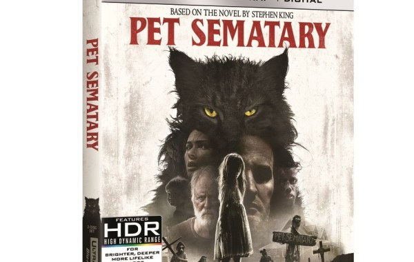 [GIVEAWAY] Win 'Pet Sematary' On 4K Ultra HD: Available On 4K Ultra HD, Blu-ray & DVD July 9, 2019 From Paramount 7