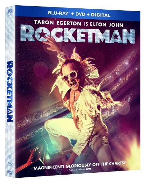 'Rocketman'; The Elton John Biopic Starring Taron Egerton Arrives On Digital August 6 & On 4K Ultra HD, Blu-ray & DVD August 27, 2019 From Paramount 6