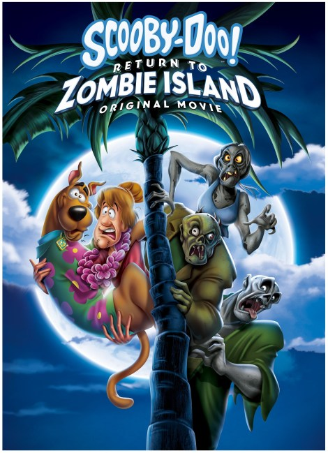 Artwork, Trailer, Release Details & Still Images For 'Scooby-Doo! Return To Zombie Island'; The New Animated Film Arrives On Digital September 3 & On DVD October 1, 2019 From Warner Bros 4