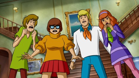 Artwork, Trailer, Release Details & Still Images For 'Scooby-Doo! Return To Zombie Island'; The New Animated Film Arrives On Digital September 3 & On DVD October 1, 2019 From Warner Bros 8