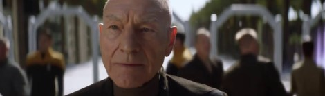 The SDCC Trailers For 'Star Trek: Picard' & 'Stark Trek: Short Treks' Beam In! 14