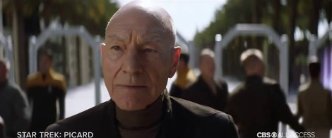 The SDCC Trailers For 'Star Trek: Picard' & 'Stark Trek: Short Treks' Beam In! 1