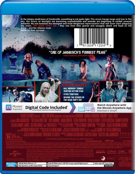 'The Dead Don't Die'; Arrives On Digital September 3 & On Blu-ray & DVD September 10, 2019 From Universal 7